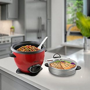 Better Chef 10 Cup Nonstick Rice Cooker, , rollover