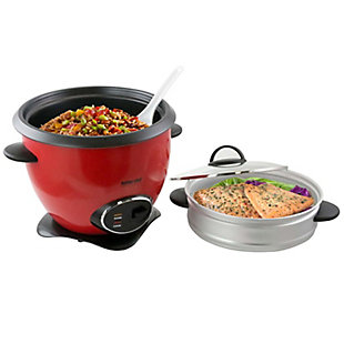 Better Chef 10 Cup Nonstick Rice Cooker, , large