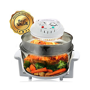 Megachef Countertop Air Fryer and Roaster, , large