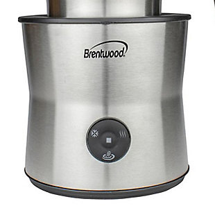 Brentwood Milk Frother and Hot Chocolate Maker, , large