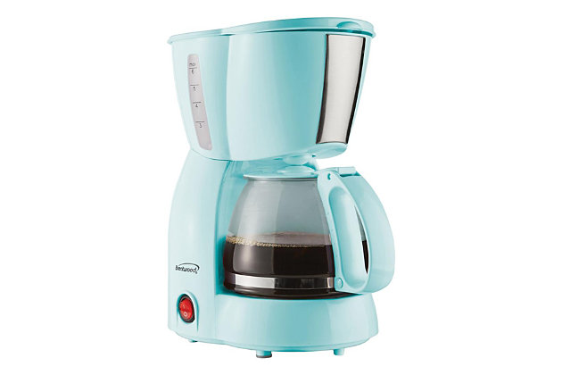 Brentwood 4 Cup Coffee Maker, , large