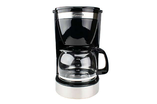 Brentwood 10 Cup Coffee Maker, , large