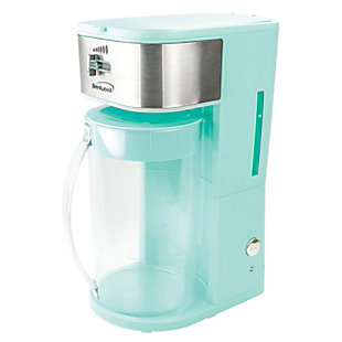 Brentwood Iced Tea and Coffee Maker in Blue with 64 Ounce Pitcher, , large