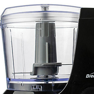 Brentwood 1.5 Cup Mini Food Chopper, Black, large
