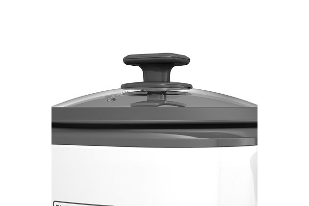 Black and Decker 14 Cup Rice Cooker and Food Steamer, , large