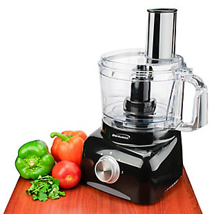 Brentwood Select 5 Cup Food Processor in Black, , rollover