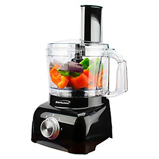 Brentwood Select 5 Cup Food Processor in Black, , large