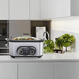 Black and Decker 6.5 Quart Multi Cooker, , rollover
