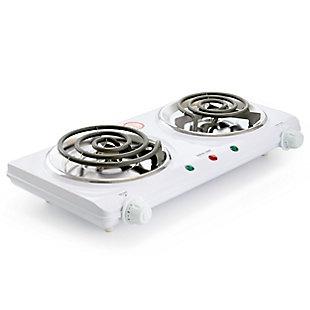 Better Chef Dual Countertop Range, , large