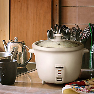 Better Chef 8 Cup Rice Cooker, , rollover
