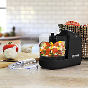 Better Chef Compact Chopper - Black, , rollover