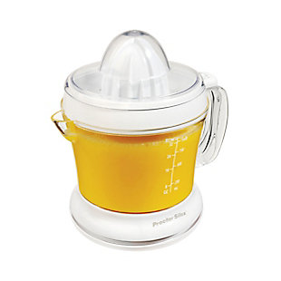 Proctor Silex Juicit 34 Ounce Citrus Juicer in White, , large