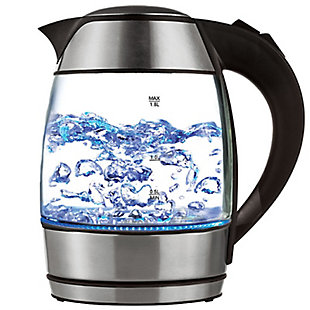 Brentwood 1.8L Electric Kettle with Tea Infuser, , rollover