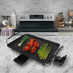 Better Chef Nonstick Electric Griddle, , rollover