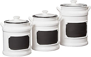 AMERICAN ATELIER Vintage Canister (Set of 3), , large