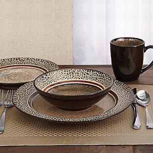 AMERICAN ATELIER Markham 16-Piece Dinner Set, , large