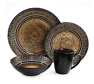 AMERICAN ATELIER Markham 16-Piece Dinner Set, , large