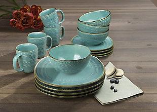AMERICAN ATELIER Tallulah 16-Piece Dinnerware Set, , rollover