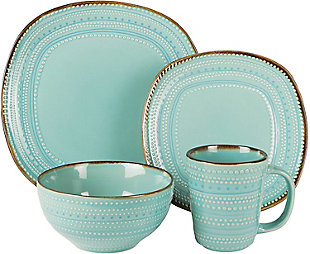 AMERICAN ATELIER Tallulah 16-Piece Dinnerware Set, , large