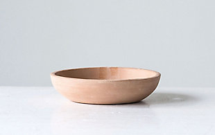 Creative Co-Op Small Orange Terracotta Bowl, , rollover