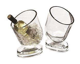 Global Views Wine Chiller Slanted Design, , large