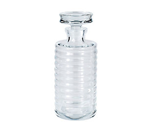 Global Views Ribbed Decanter Tall, , large