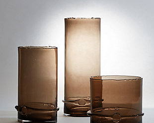 Global Views Intaglio Champagne Cooler Topaz, , rollover