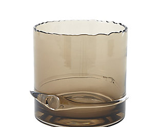 Global Views Intaglio Champagne Cooler Topaz, , large