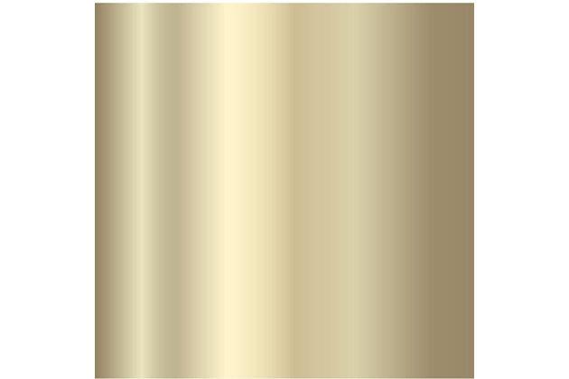 Global Views Margot Champagne Bucket Brass, Gold, large