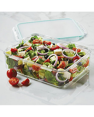 Lock & lock Lock and Lock Purely Better™ Rectangular Food Storage Container, 131-Ounce, , rollover