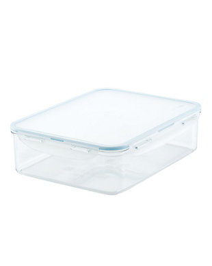 Lock & lock Lock and Lock Purely Better™ Rectangular Food Storage Container, 131-Ounce, , large