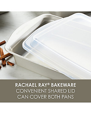 Rachael Ray 3 PC Swing Lid Set, Champagne Pewter, , rollover