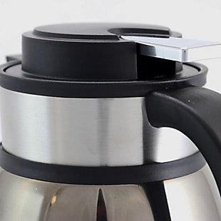 Mr. Coffee Colwyn 2 Quart Thermal Coffee Pot, , large