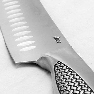 Oster Cuisine Kingsley 7 inch Santoku Knife, , large