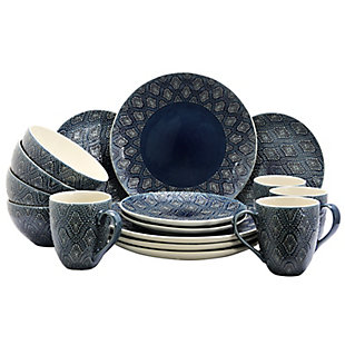 Elama Elama Kali 16-Piece Dinnerware Set, , large