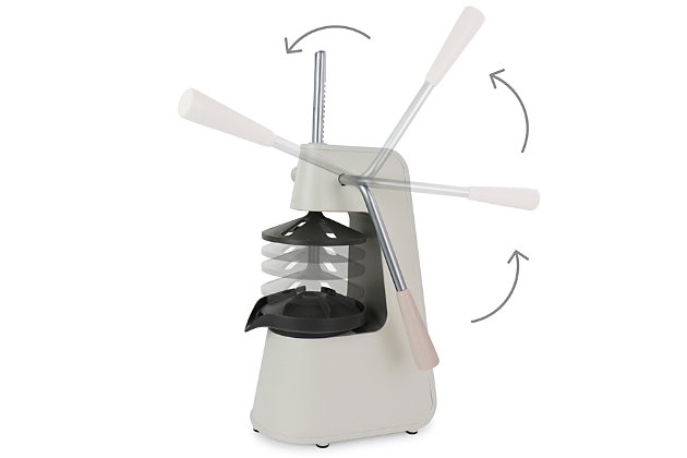 Chefn Chef'n Table Top Manual Citrus Press in White, , large