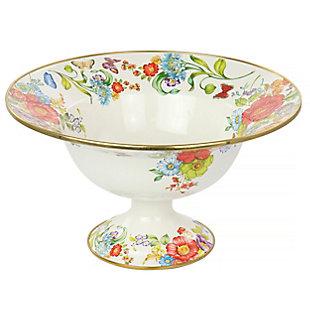 Gibson Home Ankara Enamel on Steel Fruit Bowl, , large