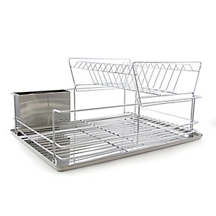 """Better Chef 4 Piece 18.5"""" Dish Drying Rack Set, , large"""