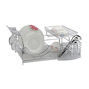 Better Chef 22-inch Dish Rack, , rollover