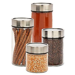 Honey-Can-Do Date Dial Jar Set (4 Piece), , large