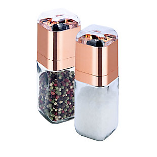 Honey-Can-Do Spice Mill Set (2 Piece), , large