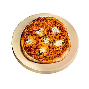 Honey-Can-Do Round Pizza Stone (16in x 15mm), , large