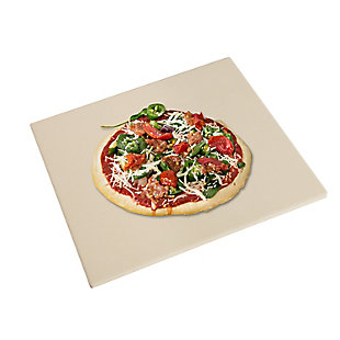 Honey-Can-Do 14x16-inch Rectangle Pizza Stone, , large
