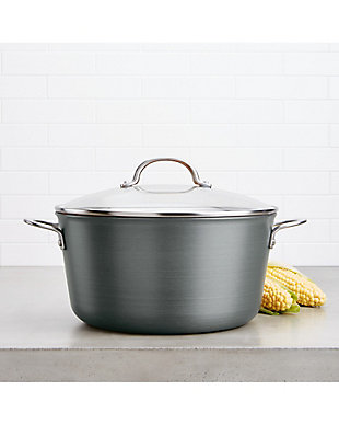 Ayesha Curry Home Collection Cookware Hard Anodized 10 Qt. Stockpot, , rollover
