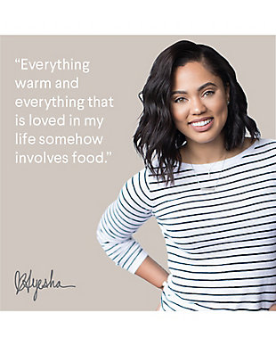 """Ayesha Curry Home Collection Cookware Sienna Red Twin Pack: 9.25"""" & 11.5"""" Open Skillets, Sienna Red, large"""