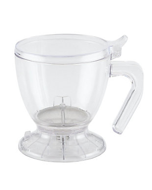 Bonjour Coffee 19.5-Ounce Smart Brewer, Clear, rollover