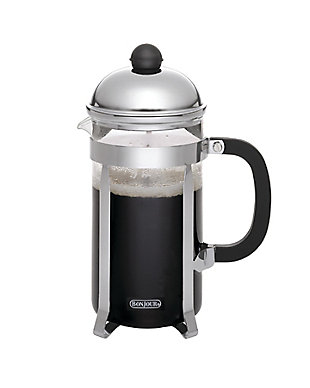 Bonjour Coffee 8-Cup Monet Stainless Steel French Press, , large