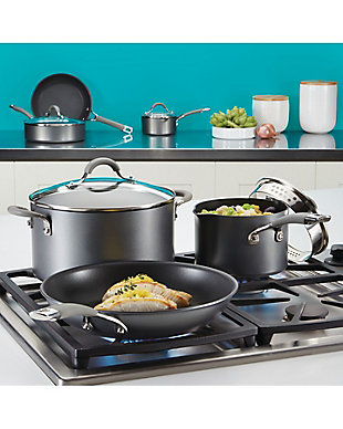 Circulon Elementum Hard Anodized 3 Qt. Stack and Steam, , rollover