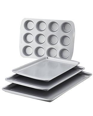 Farberware Bakeware 4 Piece Set, , large