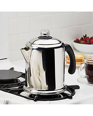 Farberware Classic Percolator 8-Cup Stainless Steel, , rollover